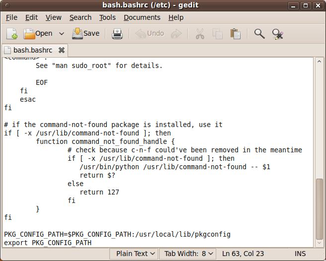 Installing OpenCV 2 1 in Ubuntu – Sebastian Montabone