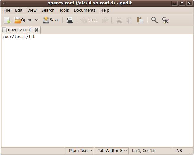 Install OpenCV 2 4 on Ubuntu 12 04 « So Tired !_!